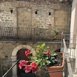 Driepersoonskamer, en-suite badkamer - Balkon