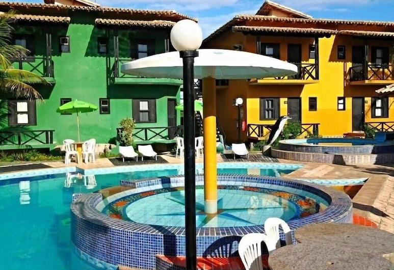 Costa Marlin Hotel, Sao Mateus, Útilaug