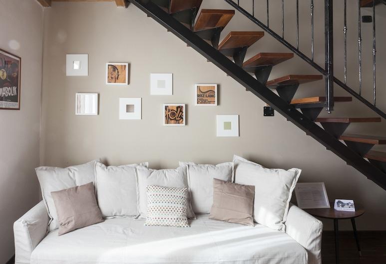 Italianway   - Corso Lodi 31, Milaan, Appartement, 1 slaapkamer, Woonruimte