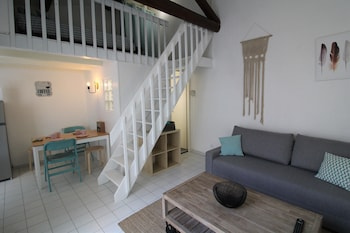 Montpellier bölgesindeki Le Maillart resmi