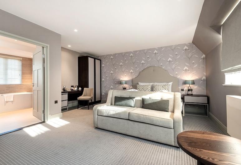Edgbaston Park Hotel Birmingham, Birmingham, Doppia Signature, 1 letto king, non fumatori, Camera