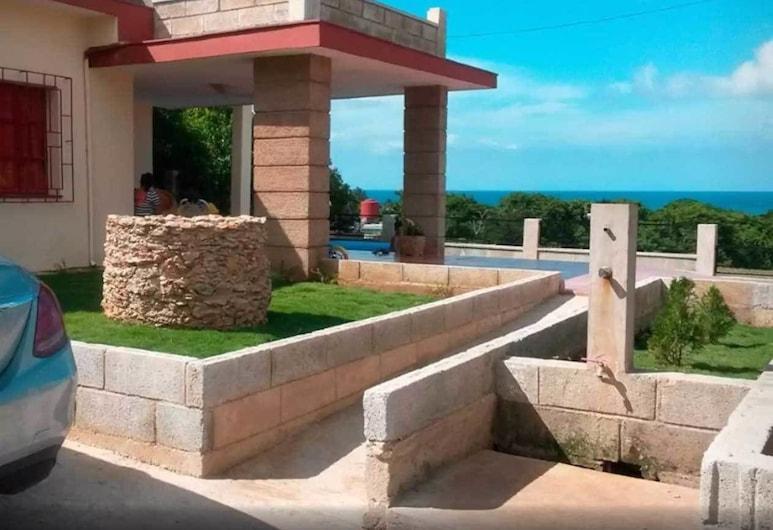 La Cabana, Havanna, Terrasse/Patio
