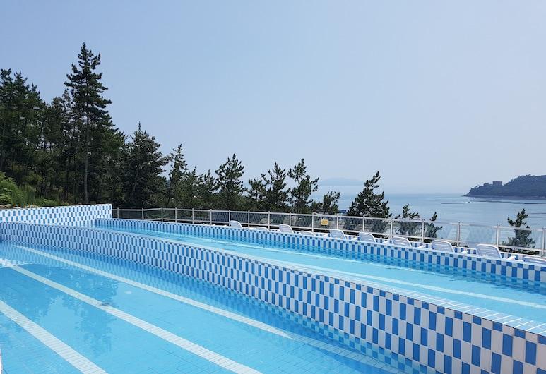 Wando Oneness Resort, Wando, Välibassein