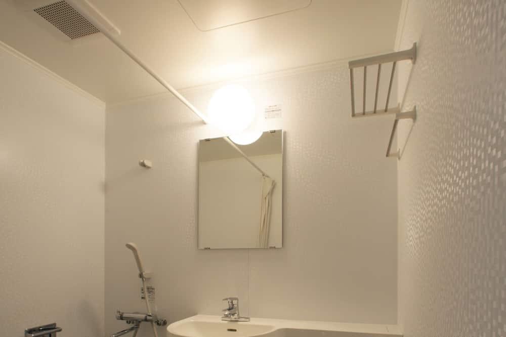 セミダブルルーム 喫煙 - バスルーム
