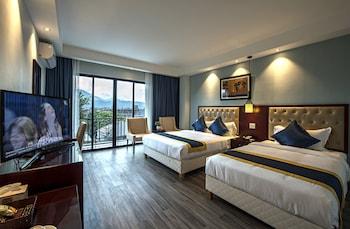 Naktsmītnes Eden De Vangvieng Hotel attēls vietā Vang Vieng
