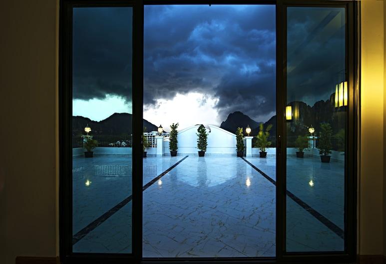 إيدن دو فانجفينج هوتل, فانج فينج, جناح جونيور, منظر من غرفة الضيوف