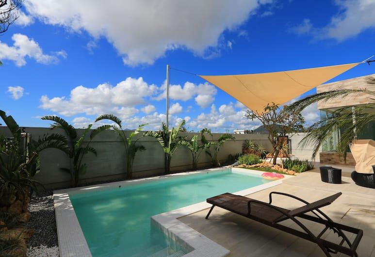 初見恆美 墾丁泳池包棟Villa, Hengchun, 室外游泳池