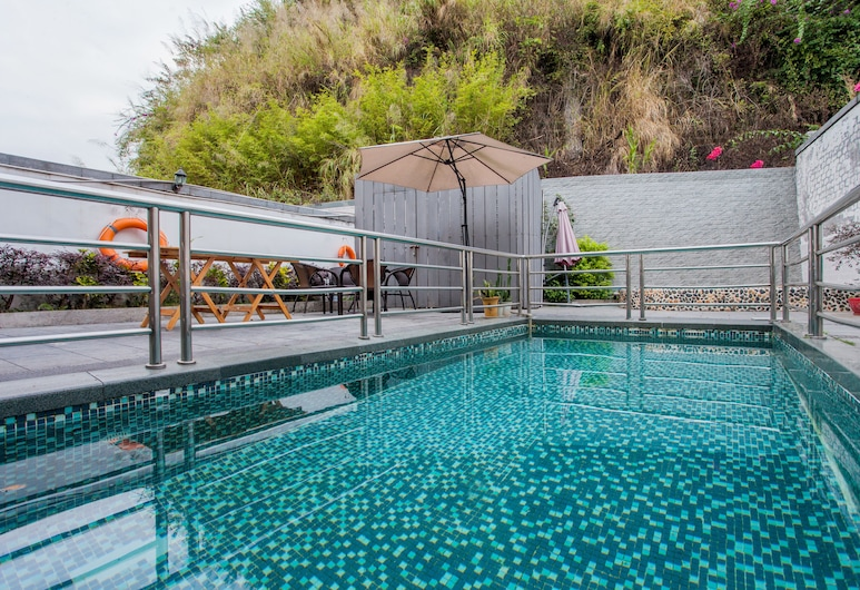 Deluxe Villa in Mingyue Mountain and Stream, Guangzhou, Outdoor Pool