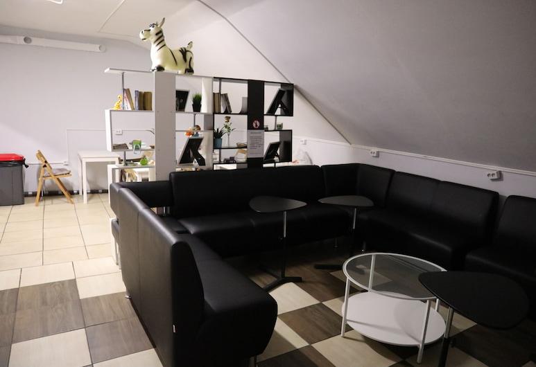 Travel Inn Timiryazevskaya, Maskva, Bendrabutis, mišrus bendrabutis, be langų (12 beds), Svetainės zona