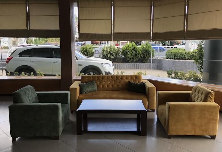 Dragos Resort Hotel Spa Restaurant, Istanbul, Siddeområde i lobby