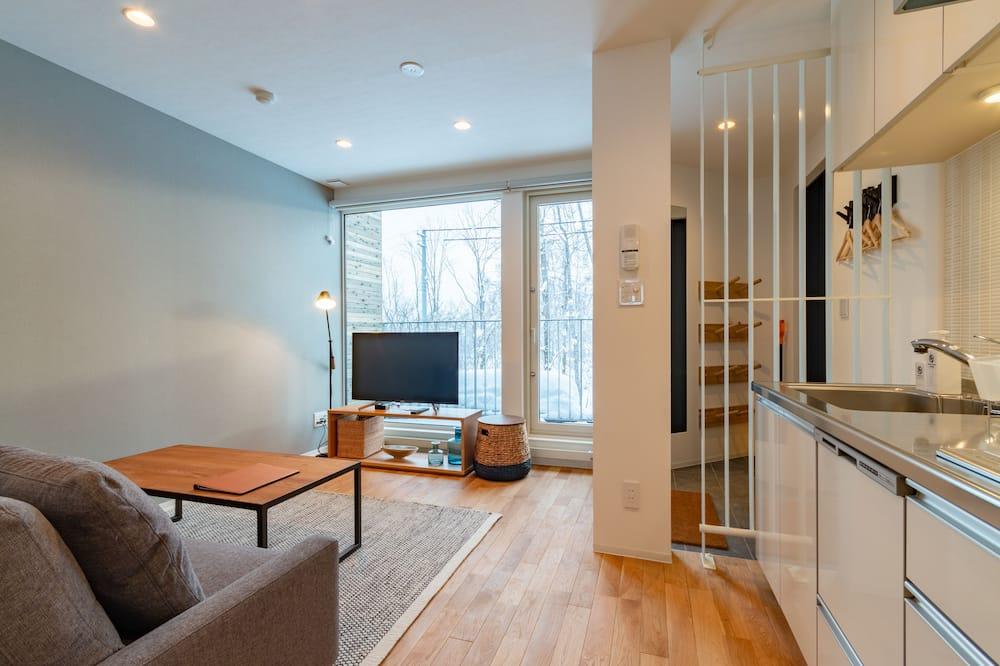 公寓, 1 間臥室 (for 3 Guests) - 客廳