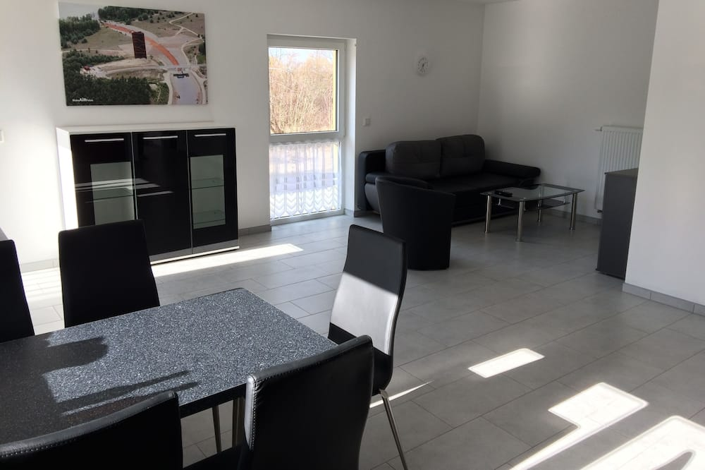 Apartment (Nord) - Living Area