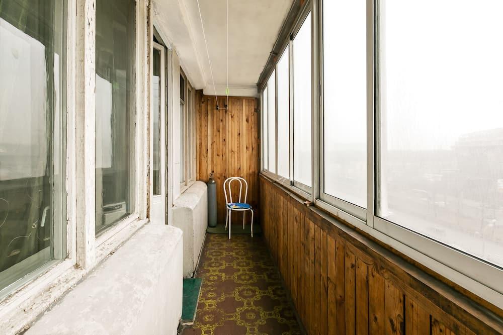 شقة سوبيريور - شُرفة