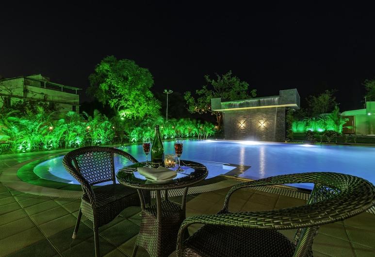 Kalyanam Hotel & Resort, Mhow, Otelden görünüm