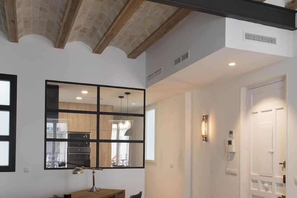 Apartmán, 2 spálne, balkón - Obývačka