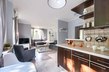 Image de 'My name is Warsaw' Apartments à Varsovie