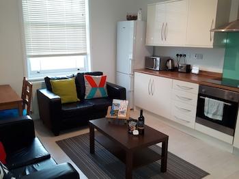Bilde av Nice & Cozy Apartment i London