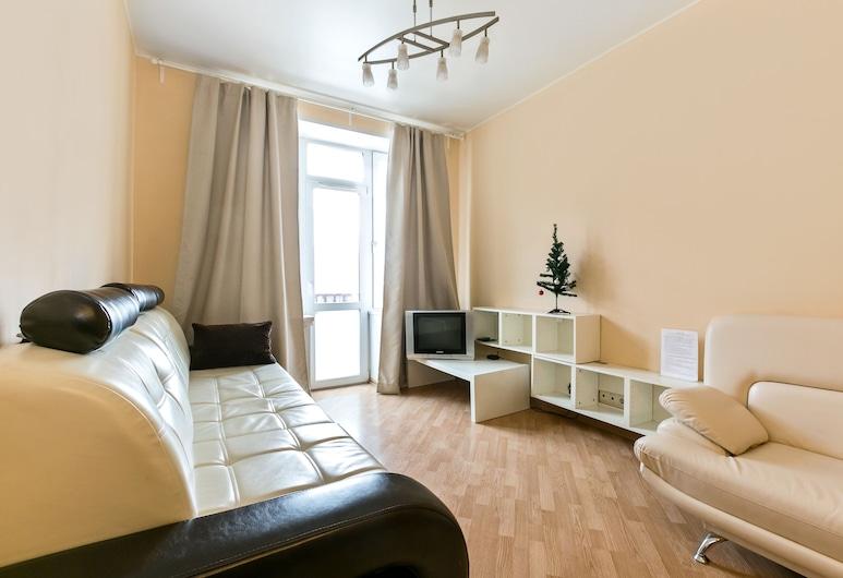 MaxRealty24 Leningradskiy prospekt 77, Moskwa, Apartament typu Superior, Wiele łóżek, dla niepalących, Pokój