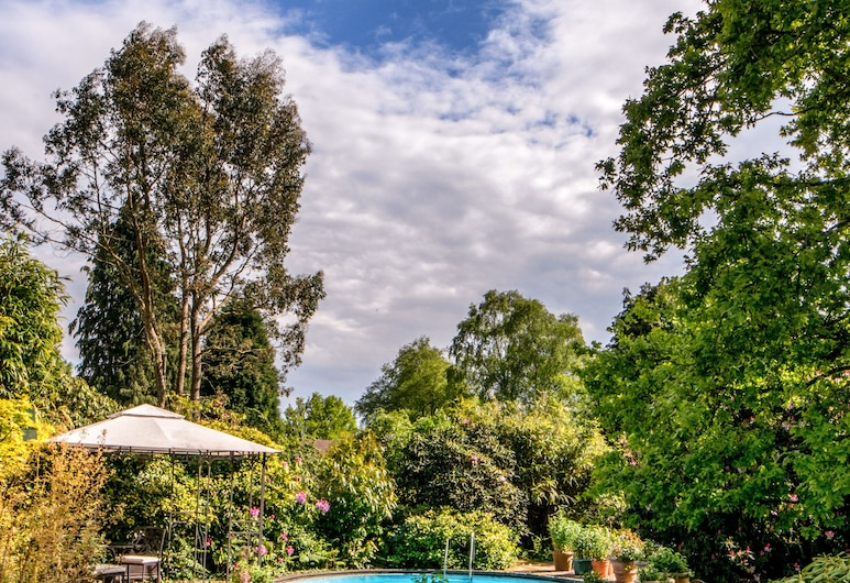Holly House, Haywards Heath, Garden