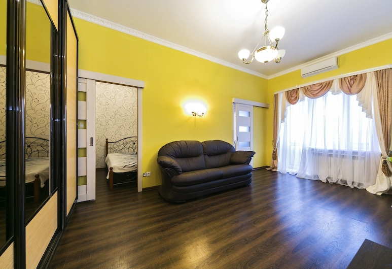 MaxRealty24 Lesnaya, Moscow, Standard Apartment, Multiple Beds, Non Smoking, Room