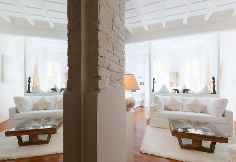 Sweet Navona, Rome, Appartement, Woonruimte