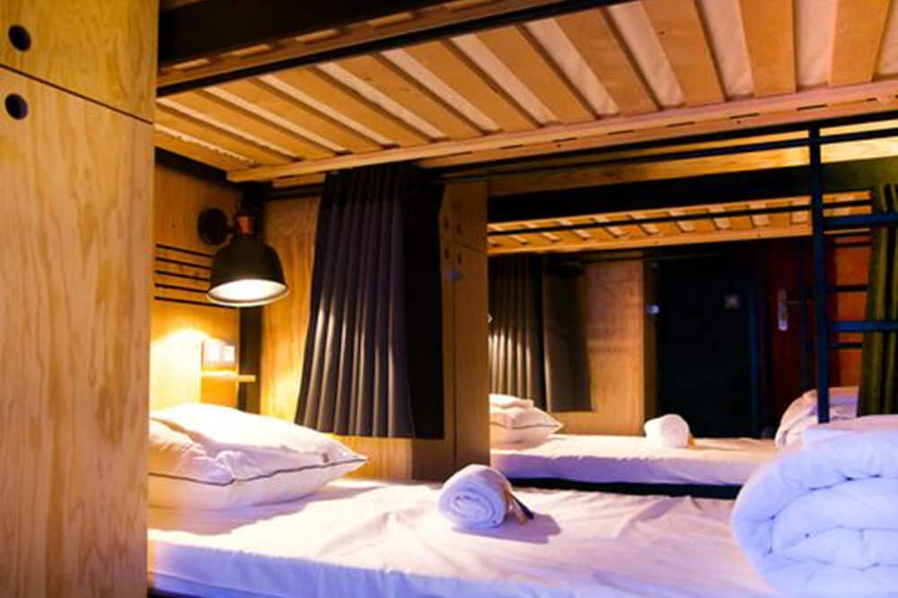 Gemeinsamer Schlafsaal, Gemischter Schlafsaal (4 single bed, shared bathroom) - Profilbild