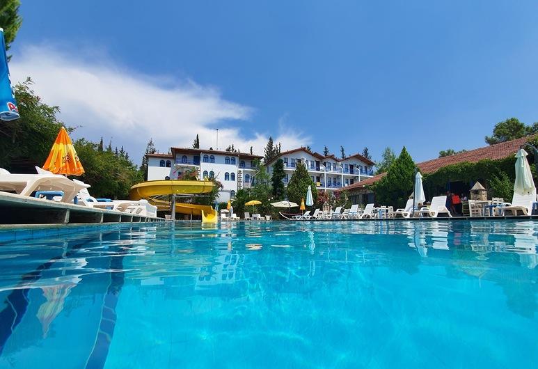 Silver Pine Hotel, Fethiye, Utvendig