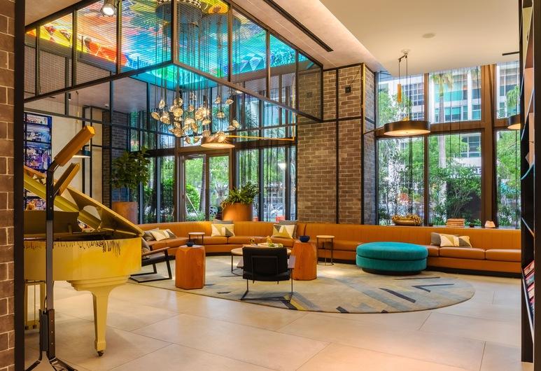 Hyde Suites Midtown Miami, Μαϊάμι, Λόμπι