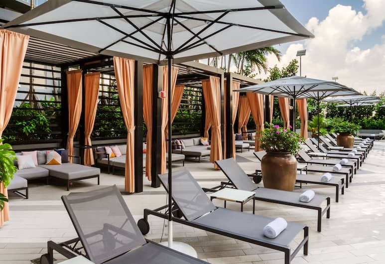 Hyde Suites Midtown Miami, Miami, Outdoor Pool
