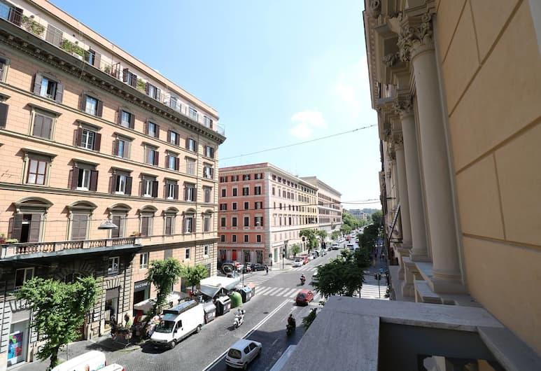 Vatican Rome Suite, Rome, Deluxe Double Room, Balcony, Balcony
