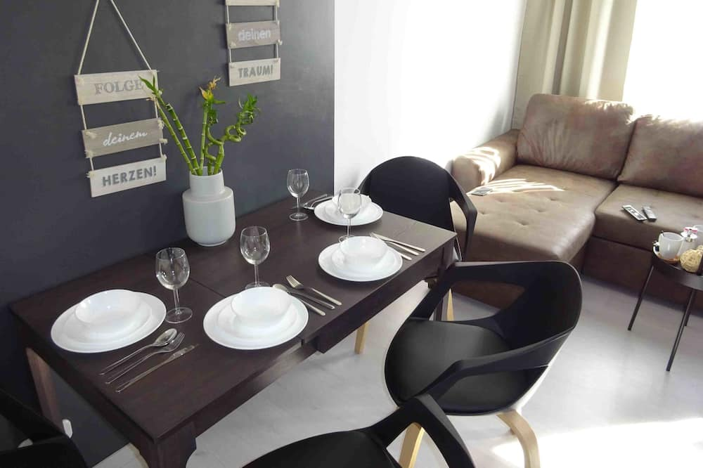 Comfort Apartment, Kitchen - In-Room Dining