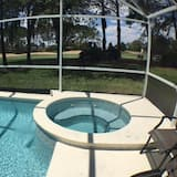 منزل - حمّام سباحة داخلي