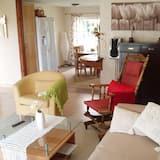 Cabaña, 2 habitaciones - Sala de estar
