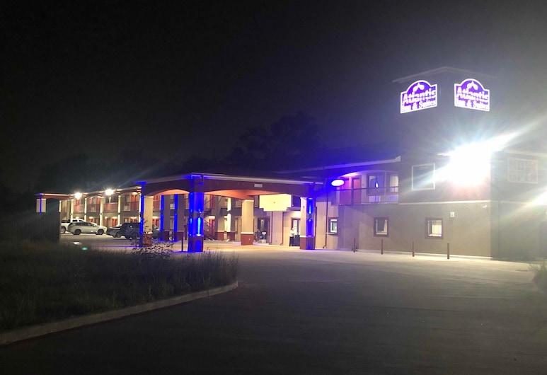 Atlantis Inn and Suites, Houston, Fachada do Hotel - Tarde/Noite