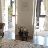 Appartement (Aliénor D'Aquitaine) - Woonkamer