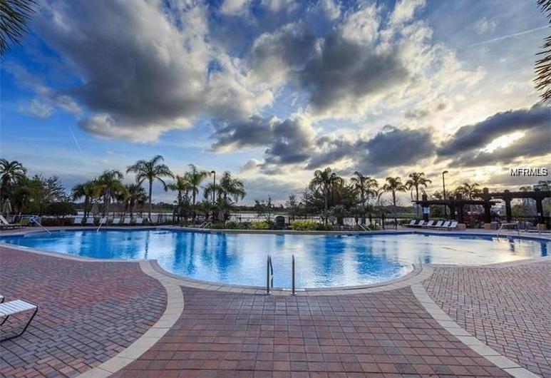 Vista Cay Resort, Orlando, Apartmán, 3 ložnice, Venkovní bazén