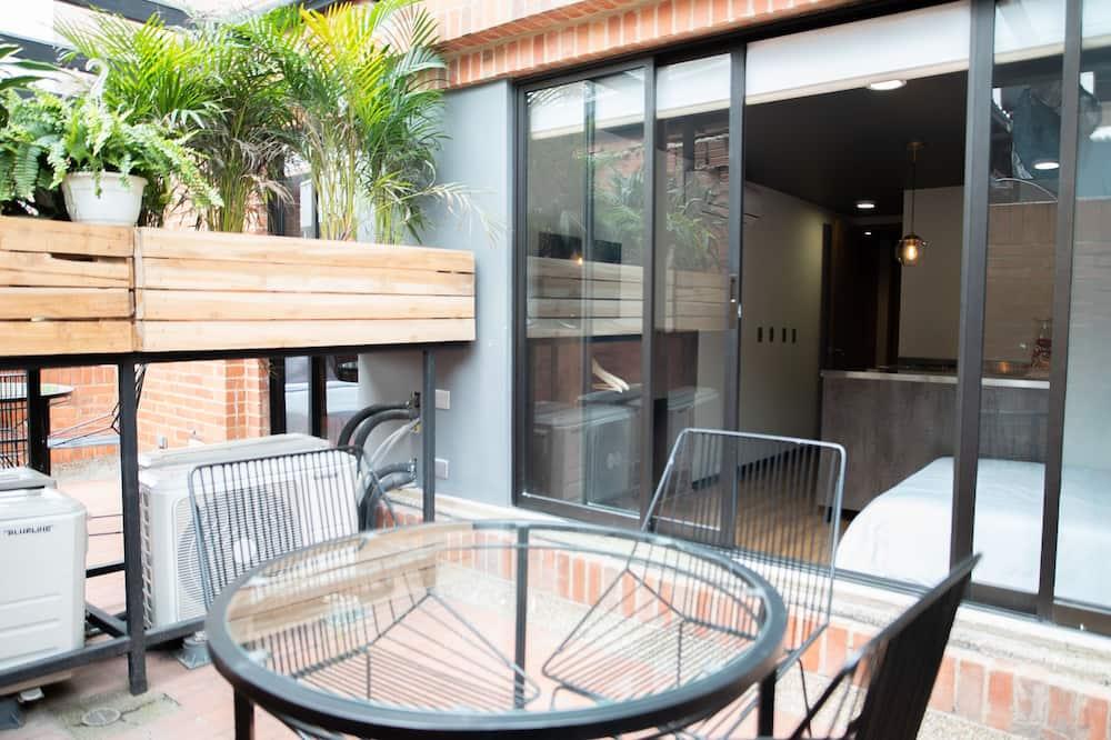 Studio tradycyjne, taras - Balkon