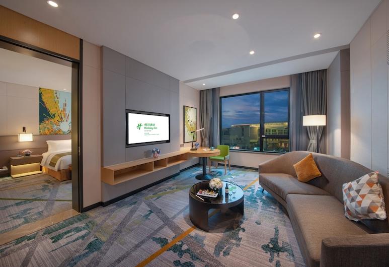 Holiday Inn Hangzhou Airport Zone, an IHG Hotel, Ганчжоу, Номер-люкс категорії «Superior» (Holiday Inn), Номер