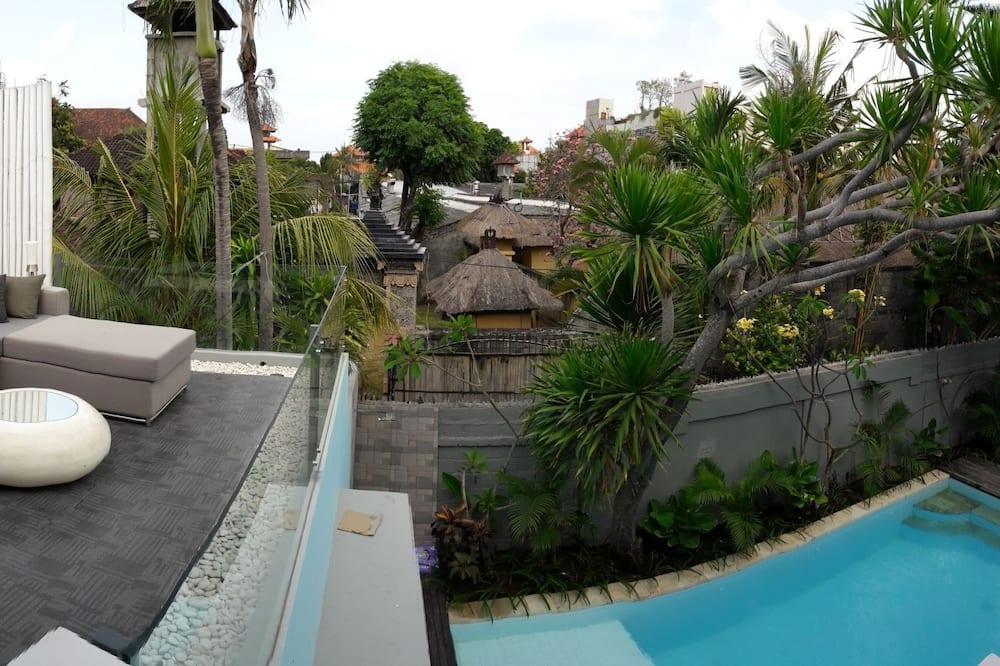 Design Villa, 3 Bedrooms, Smoking - Balcony