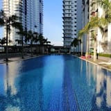 Comfort Condo, Multiple Beds, Non Smoking - Private pool