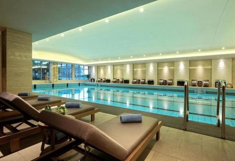 Hangzhou Tianyuan Tower Hotel, Hangzhou, Pool