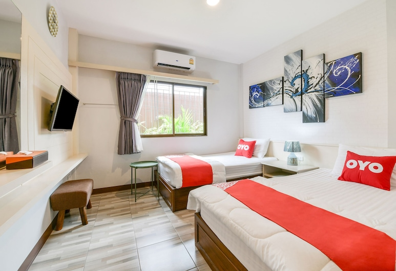 OYO 145 Pattaya Bed Boutique, Pattaya, Superior Twin Room, Guest Room