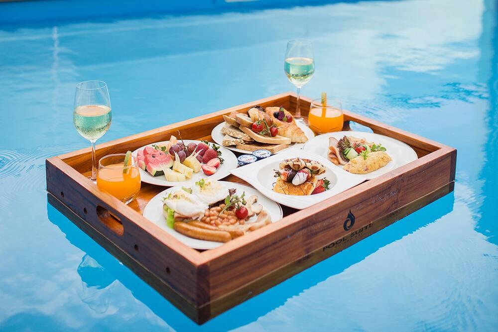 Pool Suite with Doi Suthep View - วิวภูเขา