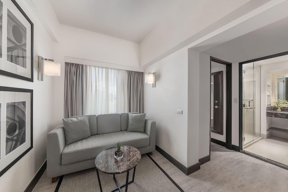 Suite Bisnis - Ruang Keluarga