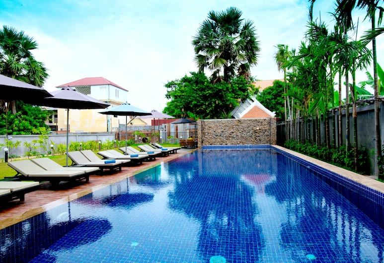 Borei Hang Tep Residence & Spa, Siem Reap, Piscine