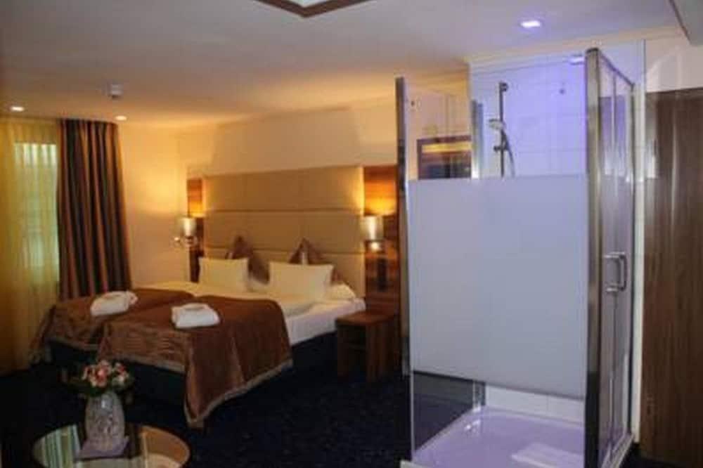 Chambre Exécutive, 1 lit double, non-fumeurs - Salle de bain