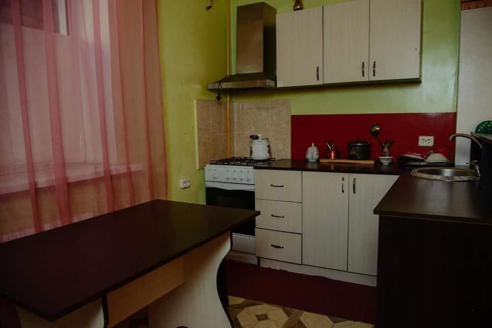 Basic Quadruple Room - Shared kitchen