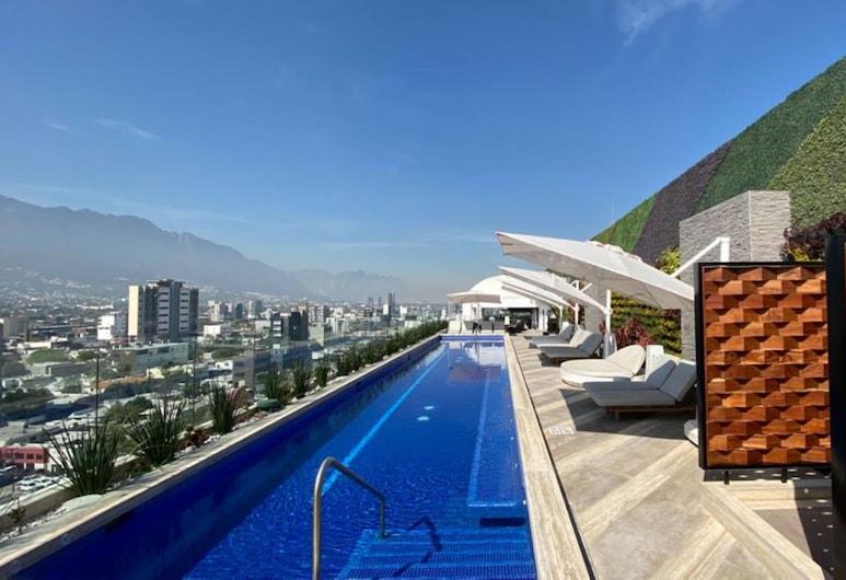 The Westin Monterrey Valle, San Pedro Garza García, Terraza o patio