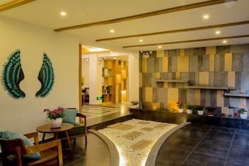 Lijiang bölgesindeki Baiduju Hotel resmi
