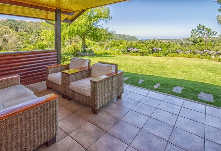 Piesang Valley Lodge, Plettenberg Bay, Terrasse/Patio